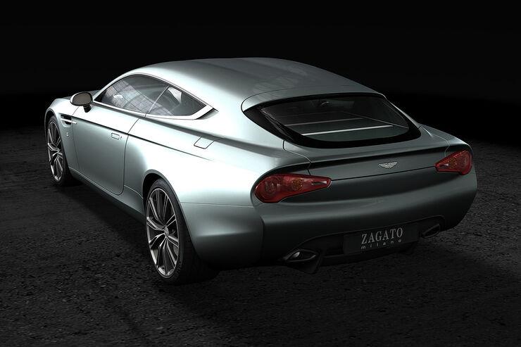 Aston Martin Virage Shooting Brake Zagato