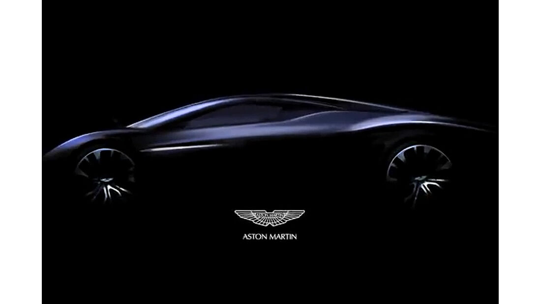 Aston Martin Vision Gran Turismo