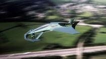 Aston Martin Vision Volante Concept Flugzeug
