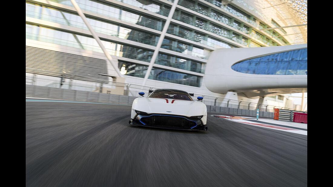 Aston Martin Vulcan Yas Marina