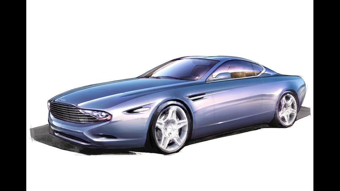 Aston Martin Zagato Coupé  Centennial