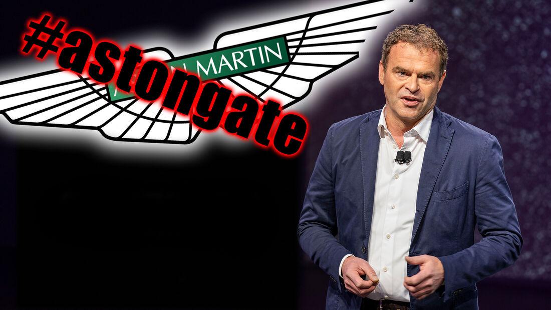 Aston Martin astongate Moers Aufmacher