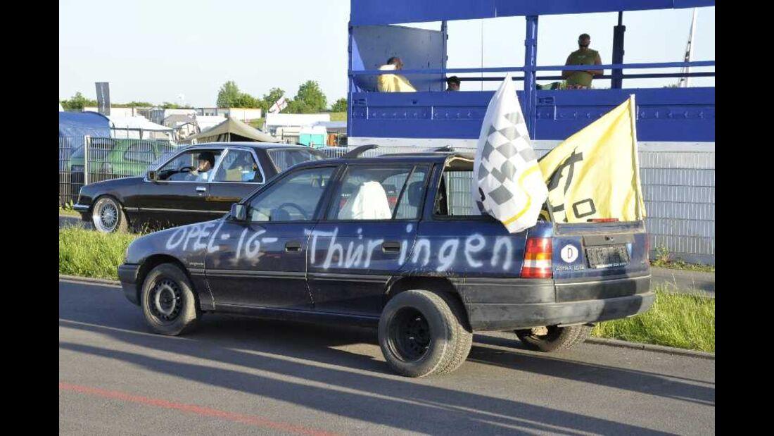 Astra F Pick-Up Umbau