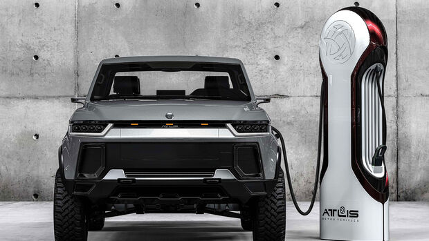 Atlis XT Elektro-Pick-up