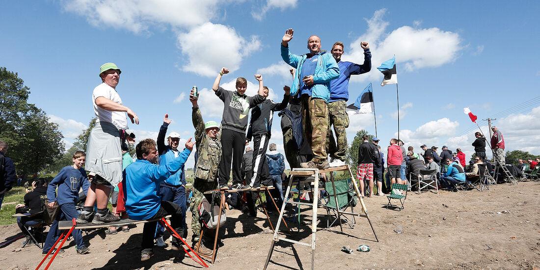 Atmo Rallye Polen 2014