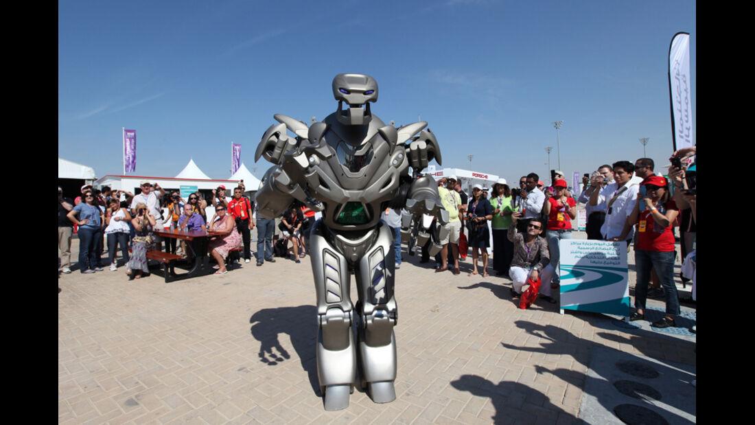 Atmosphäre GP Abu Dhabi 2011