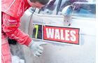 Atmosphäre Rallye Wales 2012