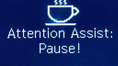 Attention Assist Mercedes-Benz