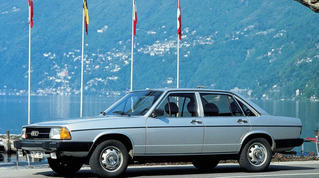 Audi 100 5e 1977