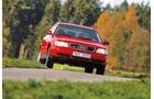 Audi 100/A6 Avant, Frontansicht