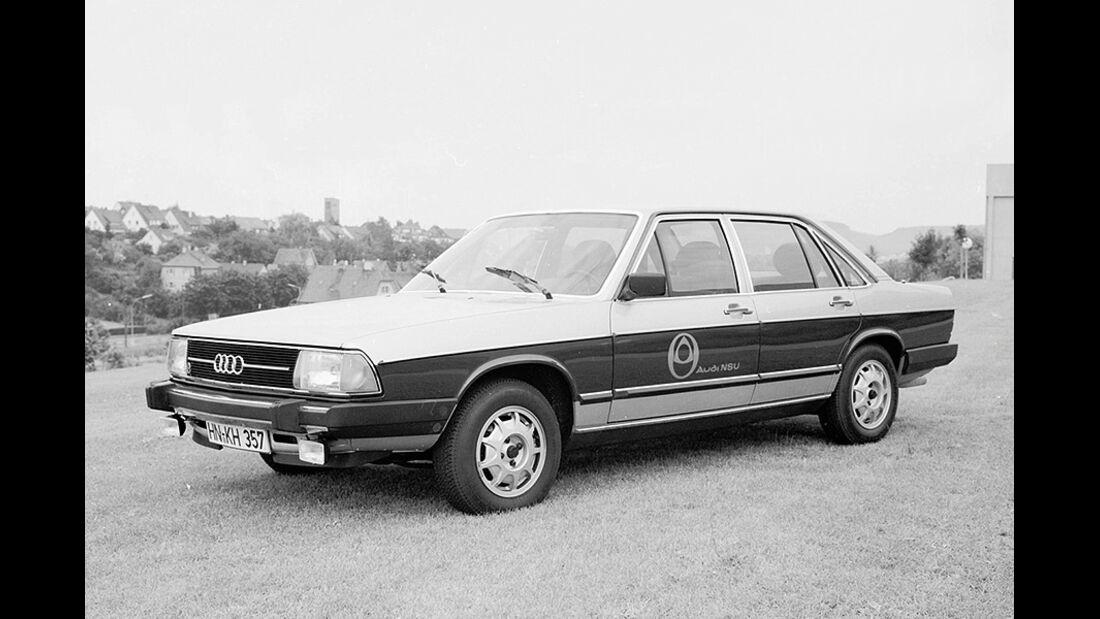 Audi 100 C2, Typ 43