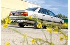 Audi 100 CS, Typ 44, Heckansicht