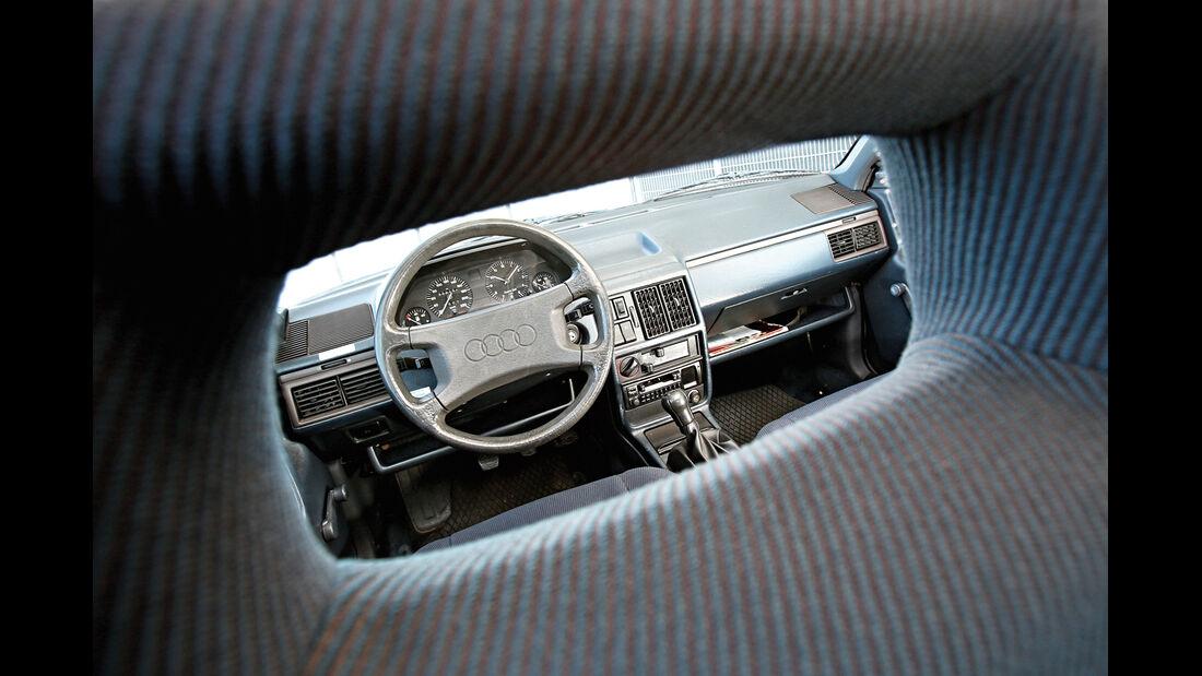 Audi 100 CS, Typ 44, Lenkrad