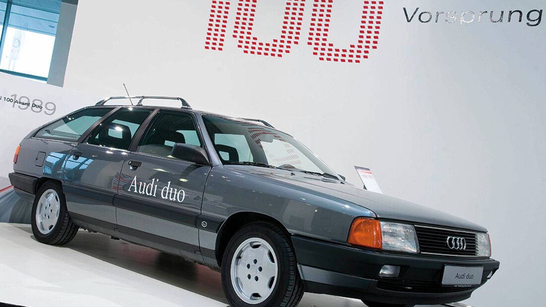 Audi 100 Duo