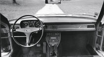 Audi 100 GL, Innenraum
