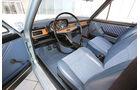 Audi 100 LS, Cockpit, Lenkrad