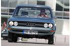 Audi 100 LS, Frontansicht