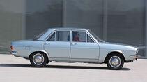Audi 100 LS, Seitenansicht
