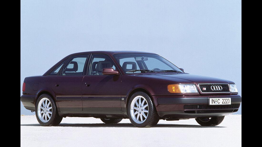 Audi 100, Modelljahr 1991