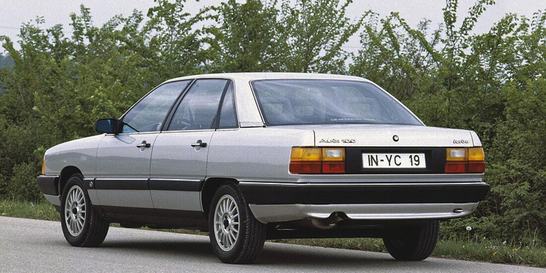 Audi 100 Typ 44, C3