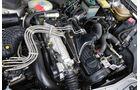 Audi 200, Motor