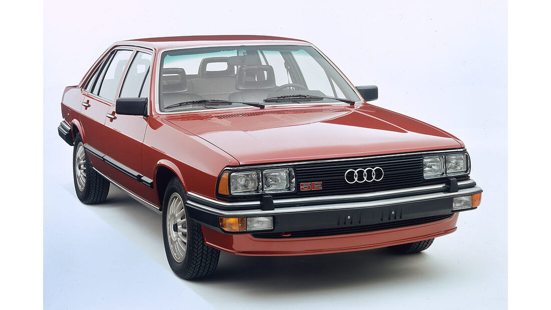 Audi 200 von 1979