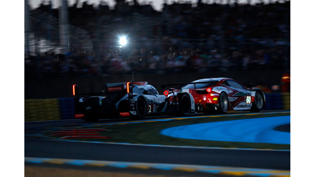 Audi - 24h Le Mans - 11. Juni 2014