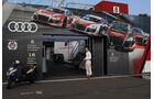 Audi 24h-Rennen Spa 2012