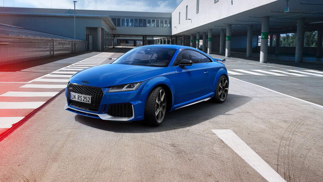 Audi 25 Jahre RS-Jubiläumspaket