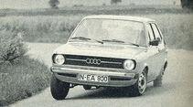 Audi, 50, IAA 1977