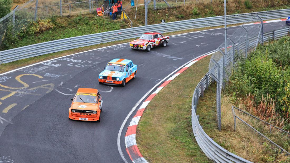 Audi 50 - Startnummer 132 - 24h Classic - 24h Rennen Nürburgring - Nürburgring-Nordschleife - 25. September 2020