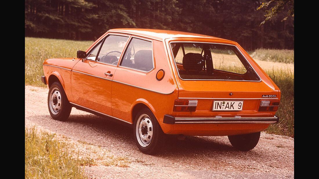 Audi 50 von 1974