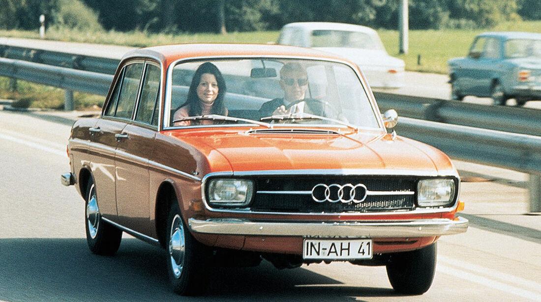 Audi 60 L von 1971