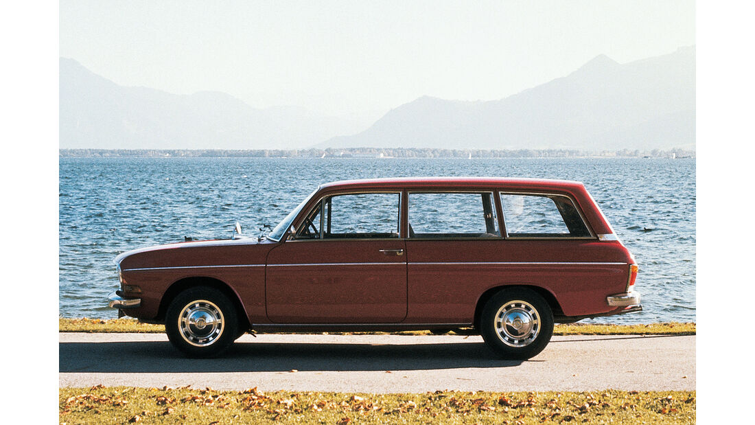 Audi 75 Variant