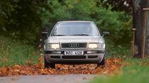 Audi 80 B3/B4, Frontansicht