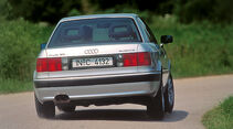 Audi 80 B3/B4, Heckansicht