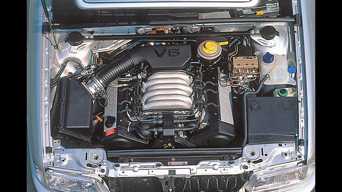Audi 80 B3/B4, Motor