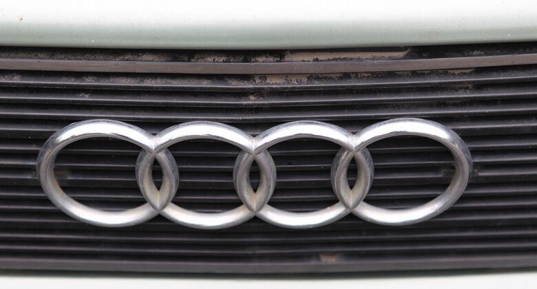 Audi 80, Emblem, Ringe