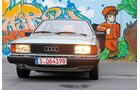 Audi 80, Frontansicht