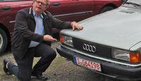 Audi 80, Kühleregrill, Alf Cremers