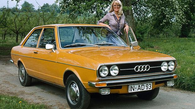 Audi 80 von 1972