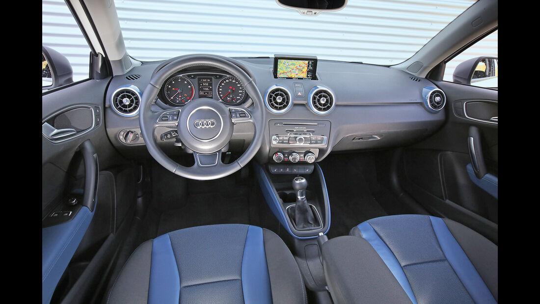 Audi A1 1.0 TFSI, Cockpit