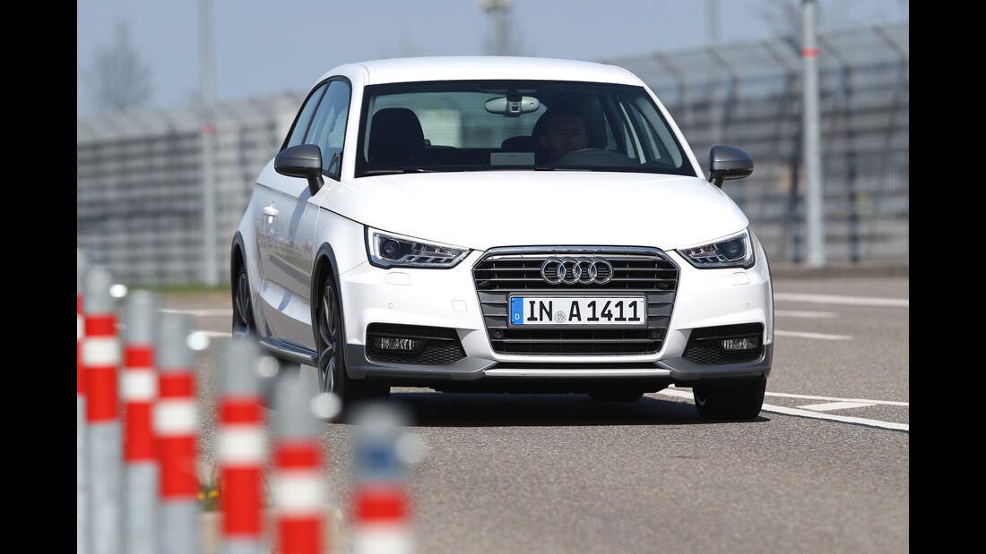 Audi A1 1.0 TFSI, Frontansicht