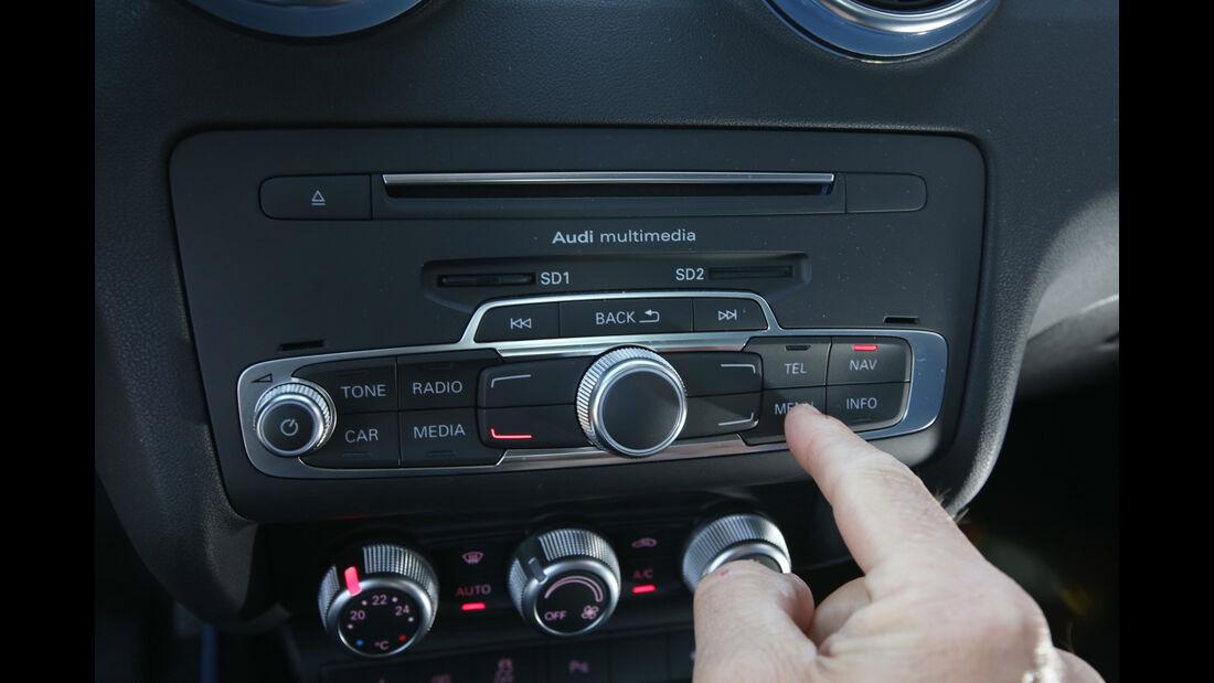 Audi A1 1.0 TFSI, Infotainment