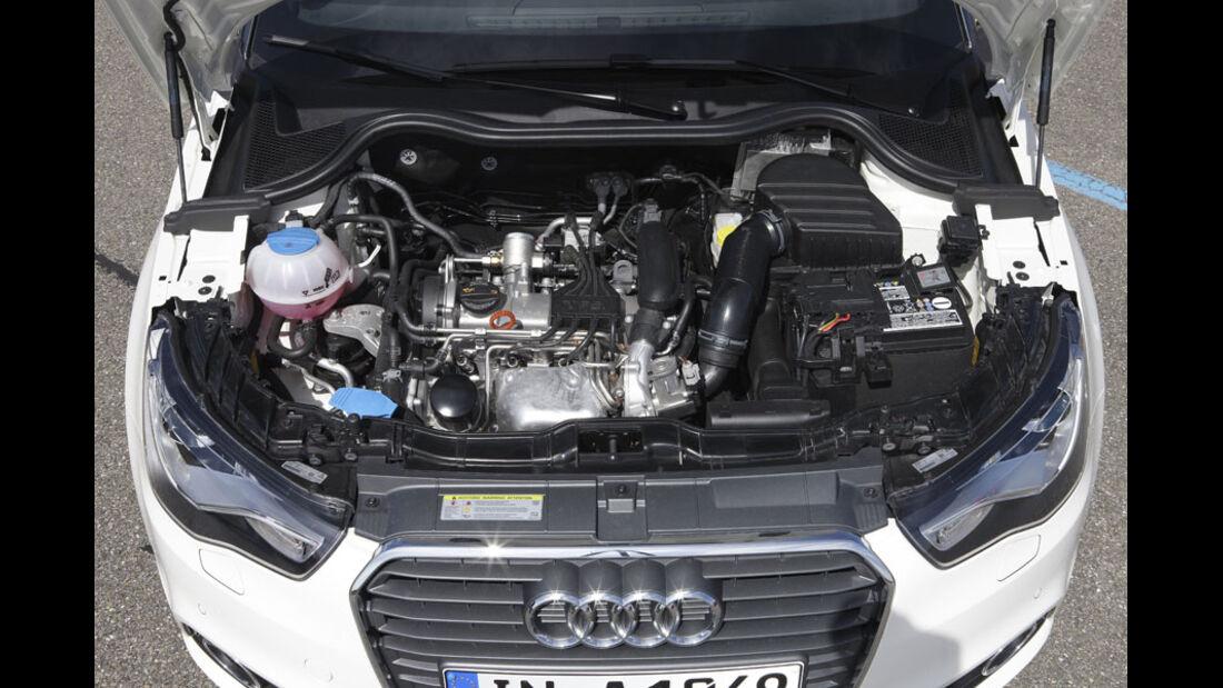 Audi A1 1.2 TFSI, Motor