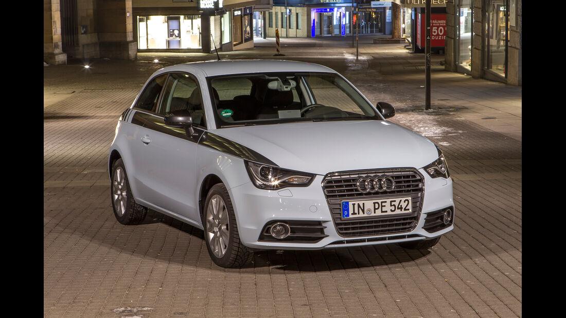 Audi A1 1.2 TSI, Frontansicht
