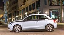 Audi A1 1.2 TSI, Seitenansicht
