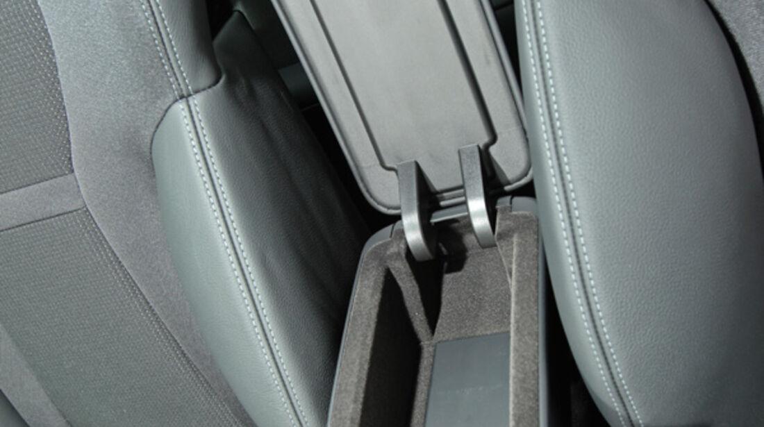 Audi A1 1.4 TFSI, Armlehne, Ablage