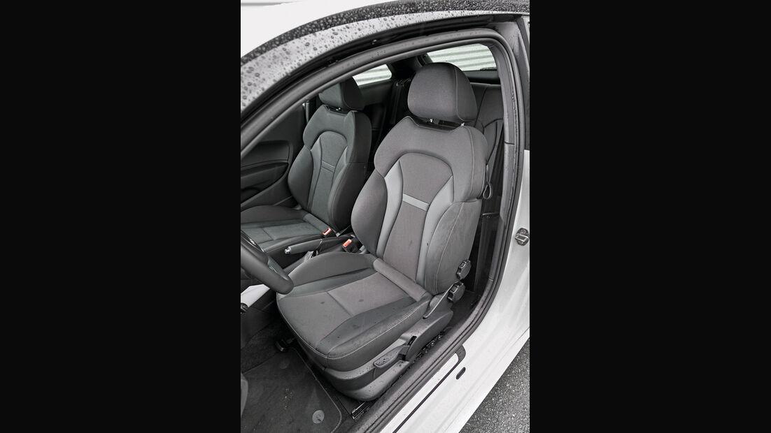 Audi A1 1.4 TFSI, Fahrersitz