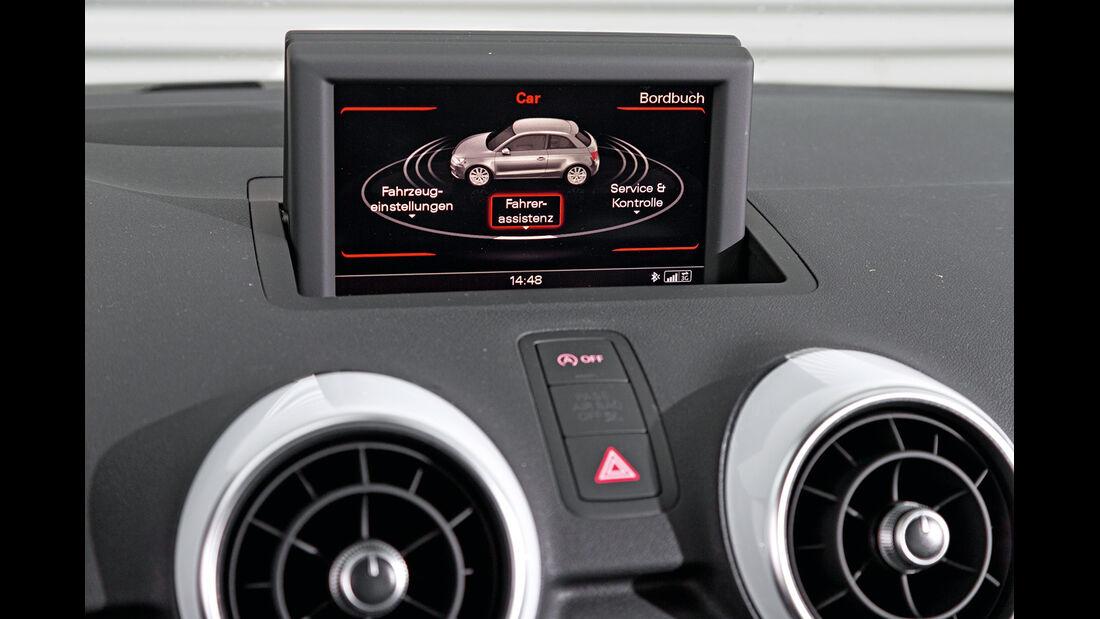 Audi A1 1.4 TFSI, Infotainment
